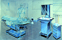 Anesthesia Workstation Concept